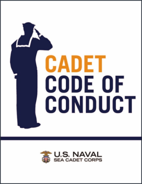 Cadet Code of Conduct