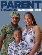 Parent Handbook 2021 cover